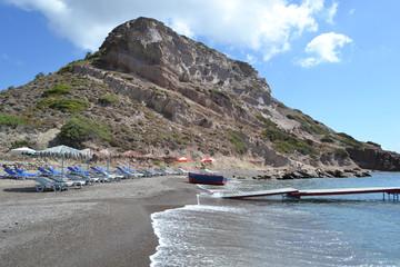 Beach in Kefalos