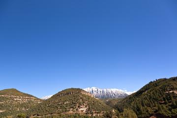 Elk Mountains Colorado in Fall