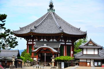 temple japonais à Nara