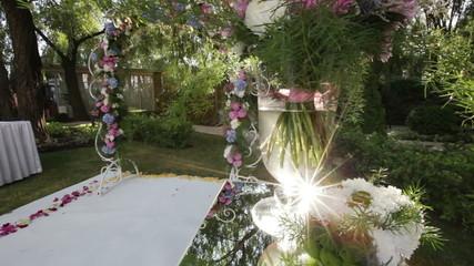 Place wedding ceremony