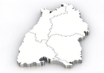 Bundesland: Baden Württemberg Regierungsbezirke