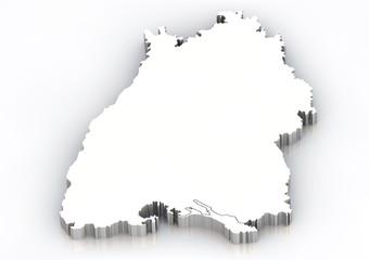 Bundesland: Baden Württemberg detailreich