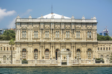 Historical Dolmabahce Palace@Istanbul
