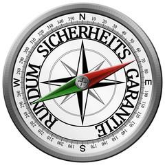 Kompass Rundum Sicherheits Garantie