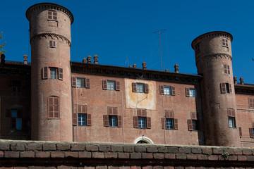 The castle of Moncalieri