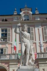 Satunio Fountain in Moncalieri