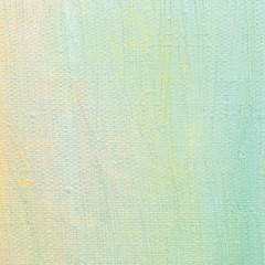 Oil paint background bright ultramarine blue yellow turquoise