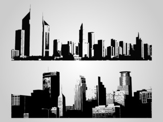 Vector Big Cities