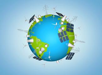 Planète énergie