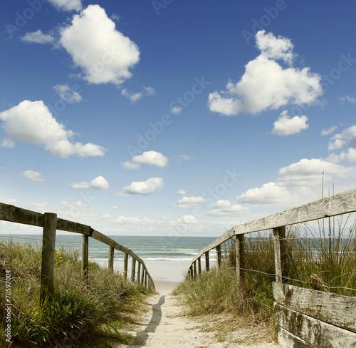 Beach view © Stillfx