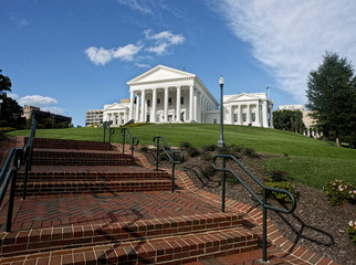 State Capital of Virginia.