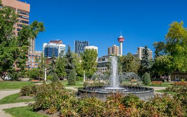 Memorial Park in Calgary