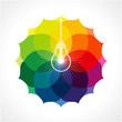 multicolor business idea