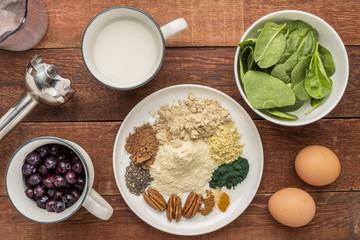 superfood smoothie ingredients