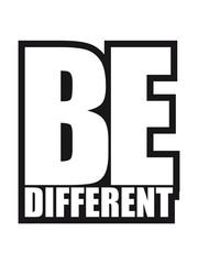Logo Design Be Different