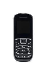 Black mobile phone