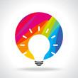 colourful idea