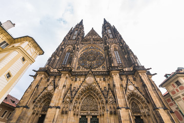 チェコ 聖ヴィート大聖堂 St. Vitus Cathedral Prague