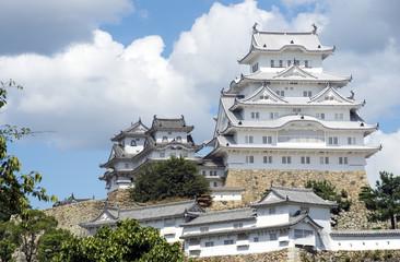 姫路城修理完了-2