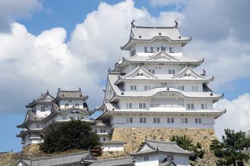 姫路城修理完了-1