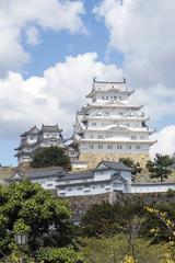 姫路城修理完了-縦位置-1