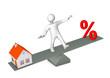 canvas print picture - Manikin Balance Discount House