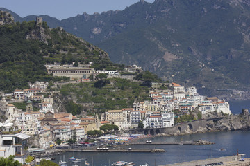 Amalfi Coast, South Italy