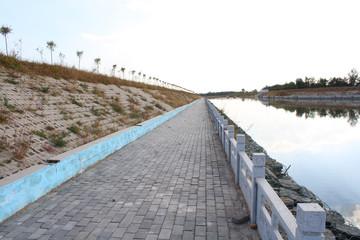 embankments