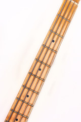 Bass guitar frets