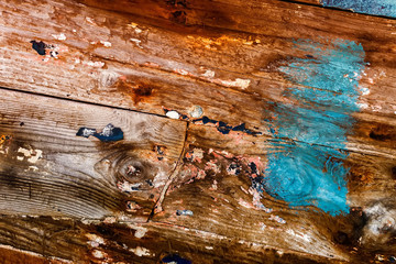 Background made of a close up of a rusty surface