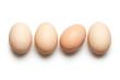 Leinwanddruck Bild - Eggs
