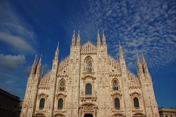 Milano-Duomo, facciata 2