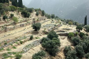 Delphi Gymnasium Complex