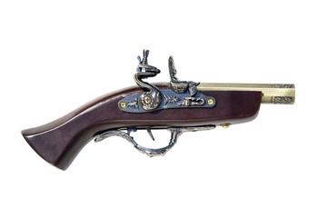old musket gun. copy