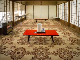 japanisches Teehaus in Kyoto