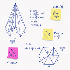 geometry and math eps10