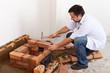 Building a masonry heater - the beginning