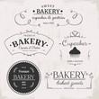 vintage bakery labels - 70609459