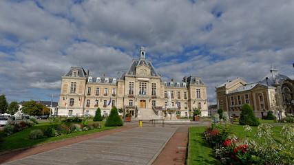 Place du Général de Gaulle à Evreux (27)