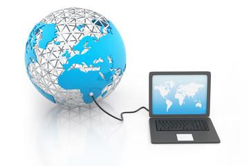 Global network..