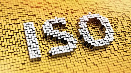 Pixelated ISO