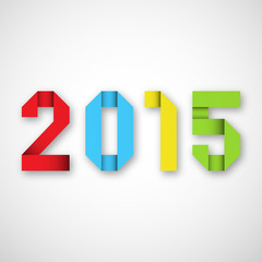 2015 nowy rok wektor