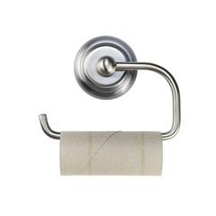 WC Papier leer auf Halter