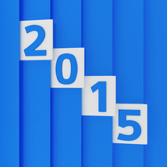 Blue bookmarks 2015
