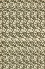 Hintergrund  gedrucktes Muster in Jugendstil als Reproduktion