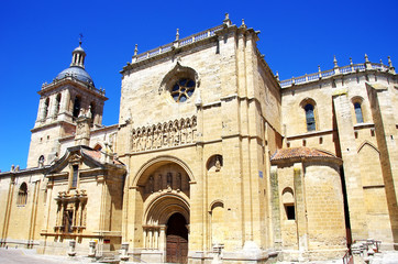 Cathedral of Ciudad Rodrigo, Salamanca,