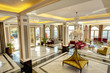Luxury lobby for five stars hote