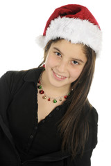 Pretty Christmas Tween