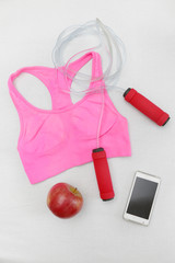 Ready for gym