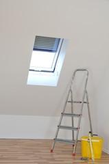 Dachgeschosswohnung renovieren
